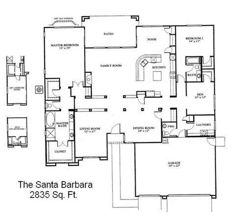 pulte homes floor plans pulte homes floor plans include a