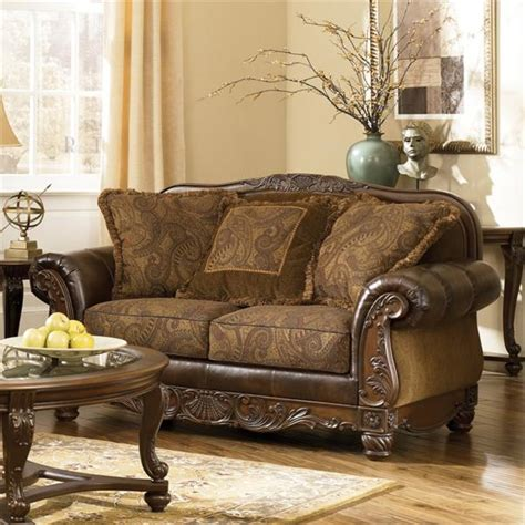 antique living room furniture sets fresco durablend antique living room set