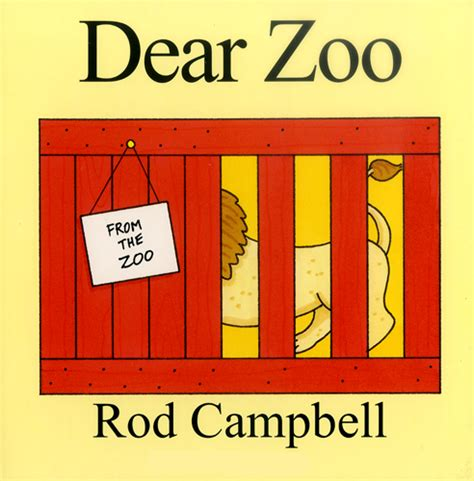 dear one books book club week 26 dear zoo
