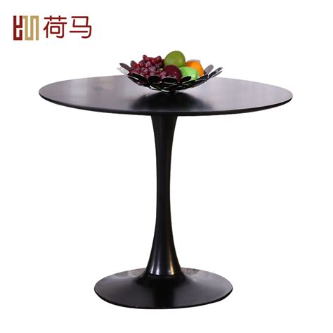 homer tulip simple modern dining tables and chairs cafe