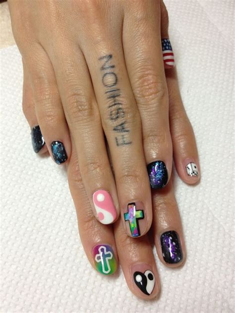 cute unique tattoos 95 best nails images on nail design nail