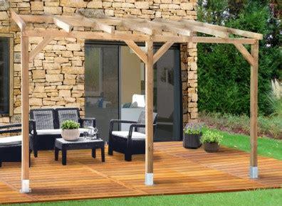 Kiosque De Jardin 3202 ossature bois charpente 224 couvrir adoss 233 e prix discount