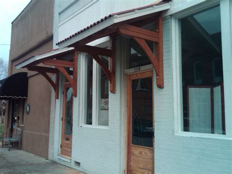 handmade office door awnings  moresun custom woodworking