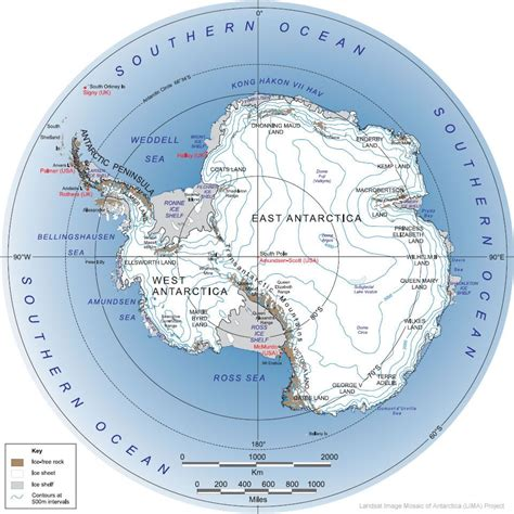 map of antarctica antarctica map antarctica satellite image geology