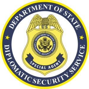 department of state diplomatic security service