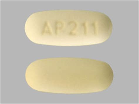 Detoxing From Roboxin by Ap211 Pill Images Yellow Capsule Shape