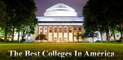 best universities in usa the 50 best colleges in america business insider