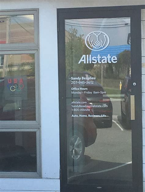 insurance agents in bangor maine with reviews ratings allstate insurance agent sandy beaulieu bangor maine me