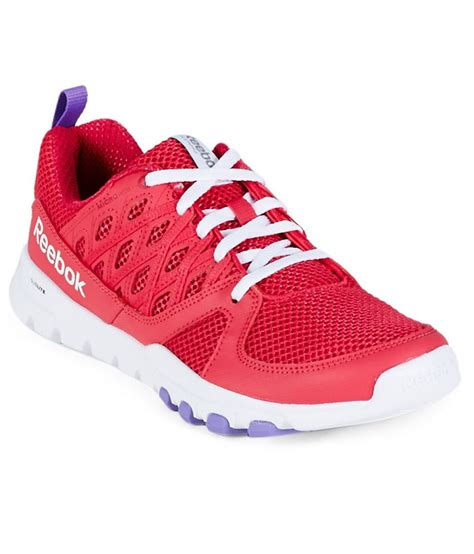pink sports shoes reebok pink sports shoes price in india buy reebok pink