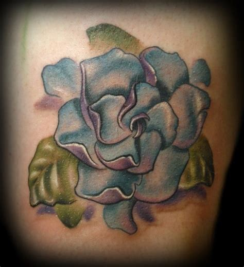 gardenia tattoo gallery la ink tattoos lion gardenia flower tattoos gallery