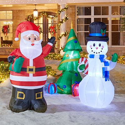 home depot christmas outdoor decorations outdoor christmas decorations