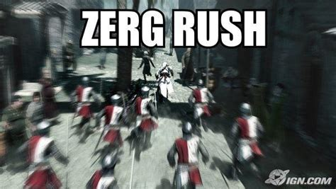 Zerg Rush Know Your Meme - image 29149 zerg rush know your meme