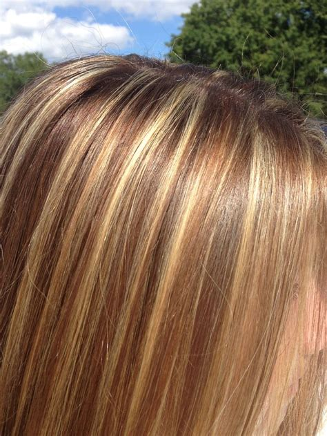 oval foil hair color 40 best lowlights images on pinterest hair colors