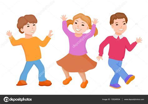 imagenes animadas bailando dibujos animados de ni 241 os bailando archivo im 225 genes