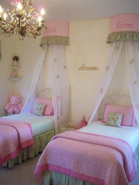 bright little girls room interior white twin bedroom 17 best images about interior pink green on pinterest