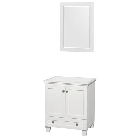 wyndham collection acclaim 30 in vanity cabinet with
