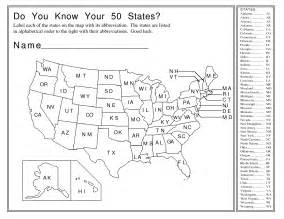 us map quiz no word bank 12 best images of name that state worksheet united