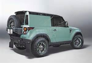 land rover defender replacement with 3 new models