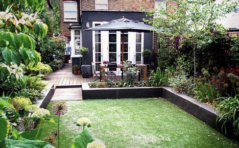 Terraced Backyard Landscaping Ideas Reader Garden Makeover From Overgrown Toilet Block To
