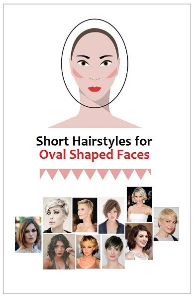 hair styles suitable for the oval face 8 latest short hairstyles for oval shaped faces styles