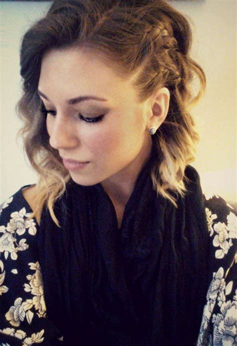 Hairstyles To The Side by Side Braid Hairstyles Braids To The Side