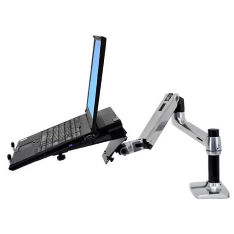 swing arm laptop table soporte base para laptop notebook ergotron 50 193 200