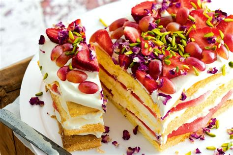 Get Rid Of The Summer Cake Look 2 by Watermelon And Layer Cake Recipes Delicious Au