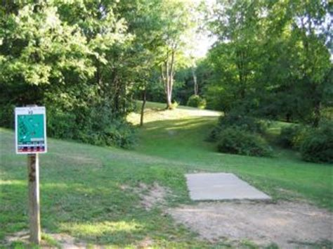 Knob Hill Park by Knob Hill Park In Wexford Pa Disc Golf Course Review