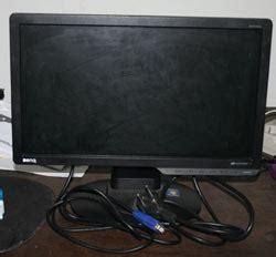jual monitor led benq g610hdal 15 6 quot second monitor