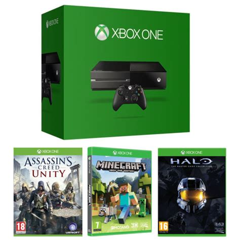 unity xbox layout xbox one console includes assassins creed unity halo