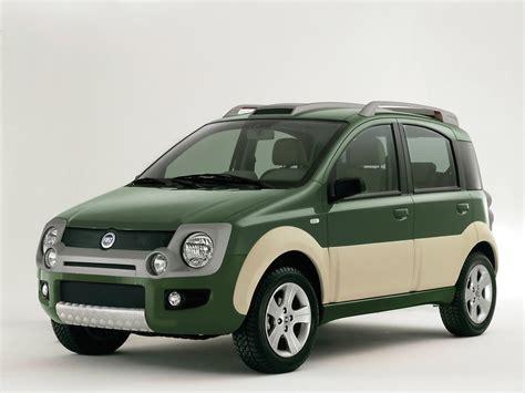 fiat panda suv concept 169 2003