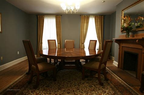 Oversized Dining Room Tables Large Oversized Dining Table Large Mahogany Dining Room Table Ebay
