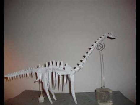 Origami Dinosaur Skeleton - origami dinosaur skeleton driverlayer search engine