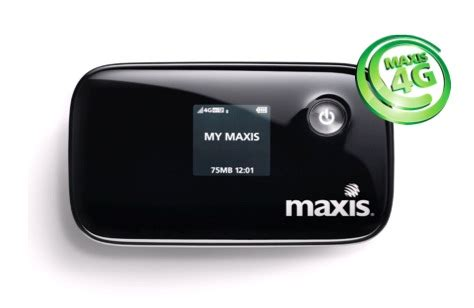 Modem 4g Lte Terbaik promosi 4g lte mifi modem percuma daripada maxis