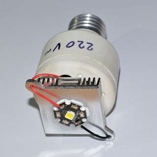 Lu Led Bulb Usb Kabel 5watt 5 Watt merubah adaptor usb menjadi lu led cara tekno