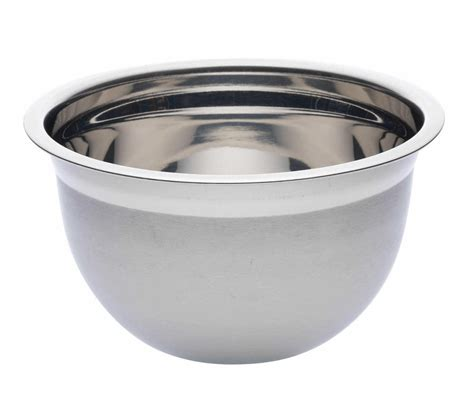 Meiwa 26 Cm Stainless Steel kitchencraft deluxe stainless steel 26cm bowl mixing