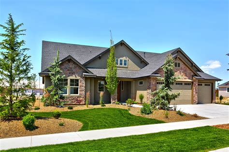 brand new house plans brand new move in ready riverside plan in eagle highland homes