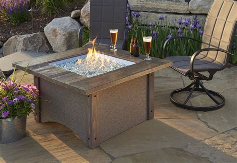 outdoor pit tables outdoor greatroom at wheatland fireplace kitchen and bath
