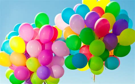 colorful balloons free photo colorful balloons