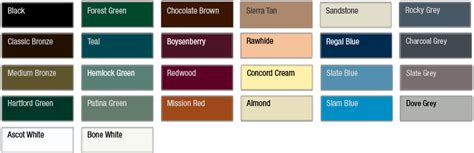 kynar paint color chart motorcycle review and galleries