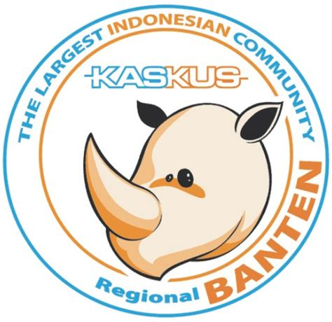Kaos Kaskus Logo logo kaskus regional banten kaos polos ummu