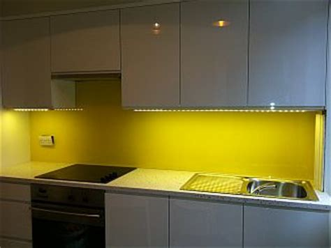 yellow kitchen splashback 1000 images about kitchens on galley kitchen