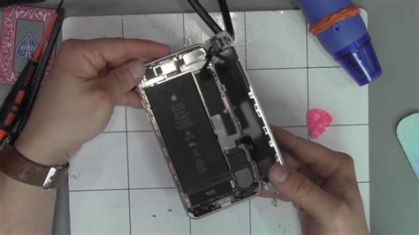iphone   screen replacement real world  left