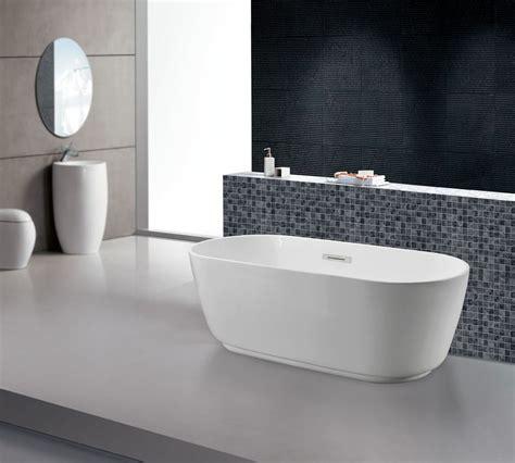 duschwände für badewannen freistehende badewanne cartera duschdeals