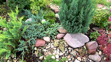 Small Rock Garden Designs Small Rock Garden Qtiny