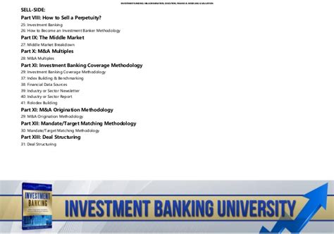 Boutique Investment Banking Mba investment banking how to become an