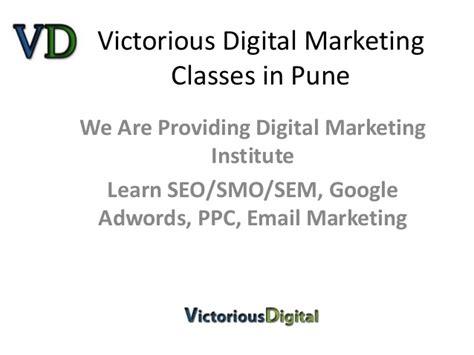 seo institute in pune digital digital marketing classes in pune