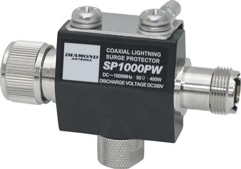 diamond antenna sppw lightning arrester