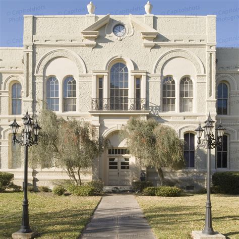 Historic Brazoria County Courthouse