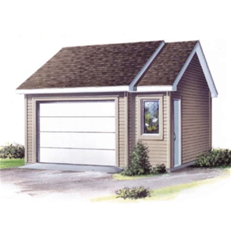 Construire un garage   {1}   RONA